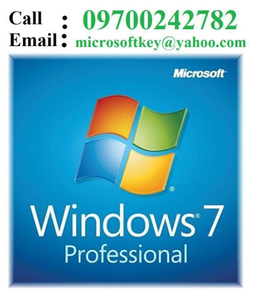 Windows 10 Pro 32/64 Bit Genuine Retail License Key for ...