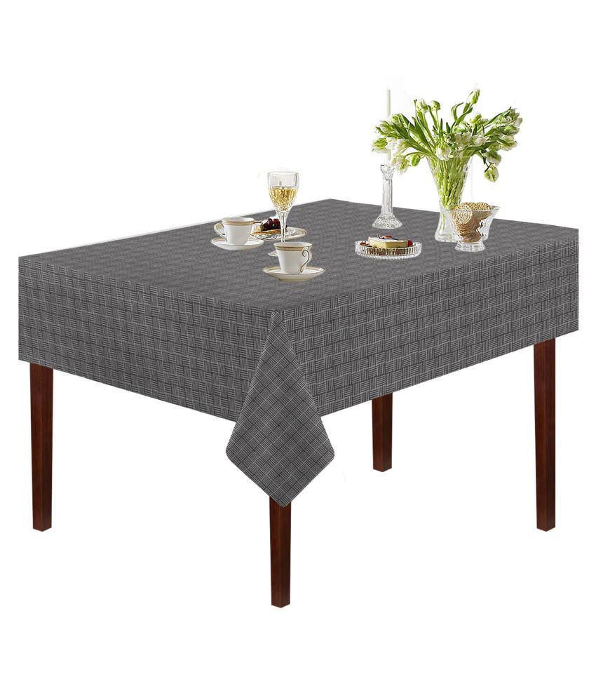 Oasis Hometex 4 Seater Cotton Single Table Covers