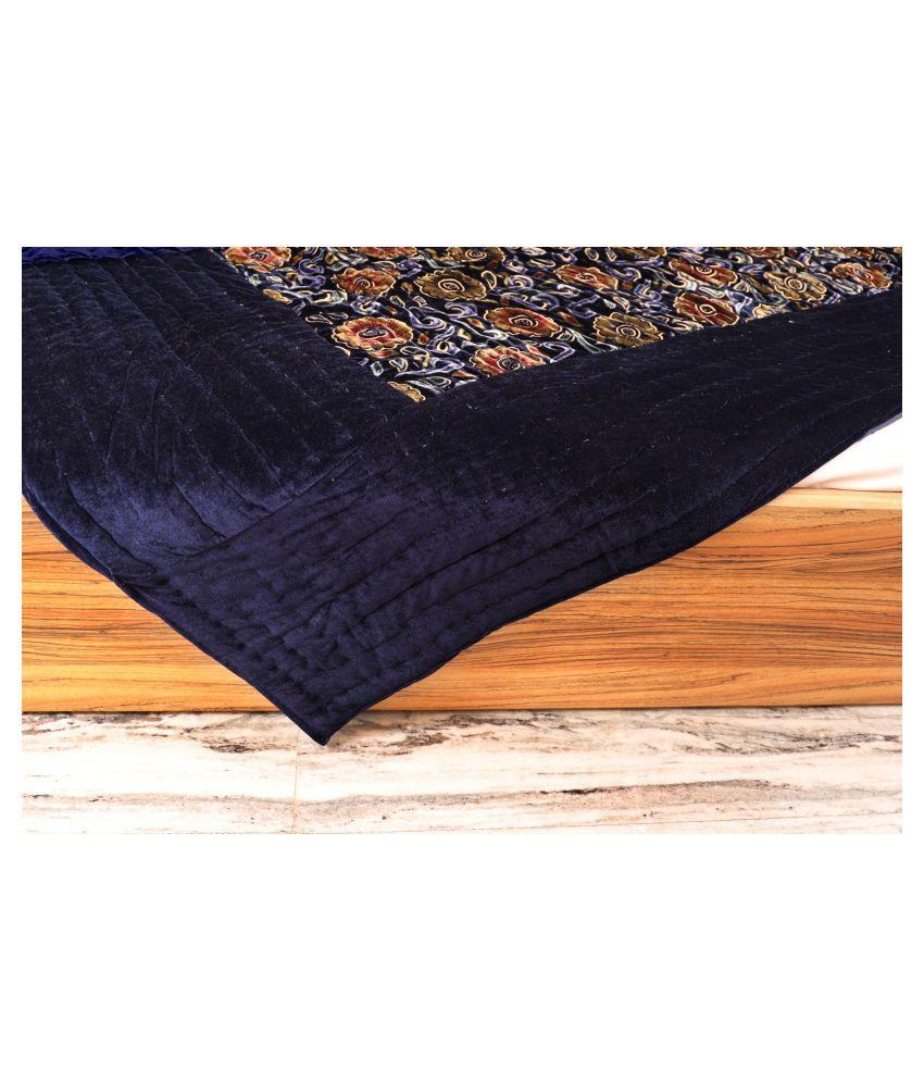 oh my garment Single Wool Blend Blanket