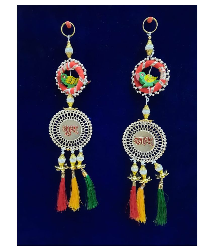 joya creation perrot subh labh  for home decoration and gift.