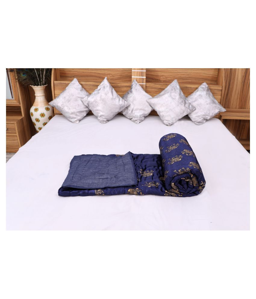 oh my garment Double Satin Blanket