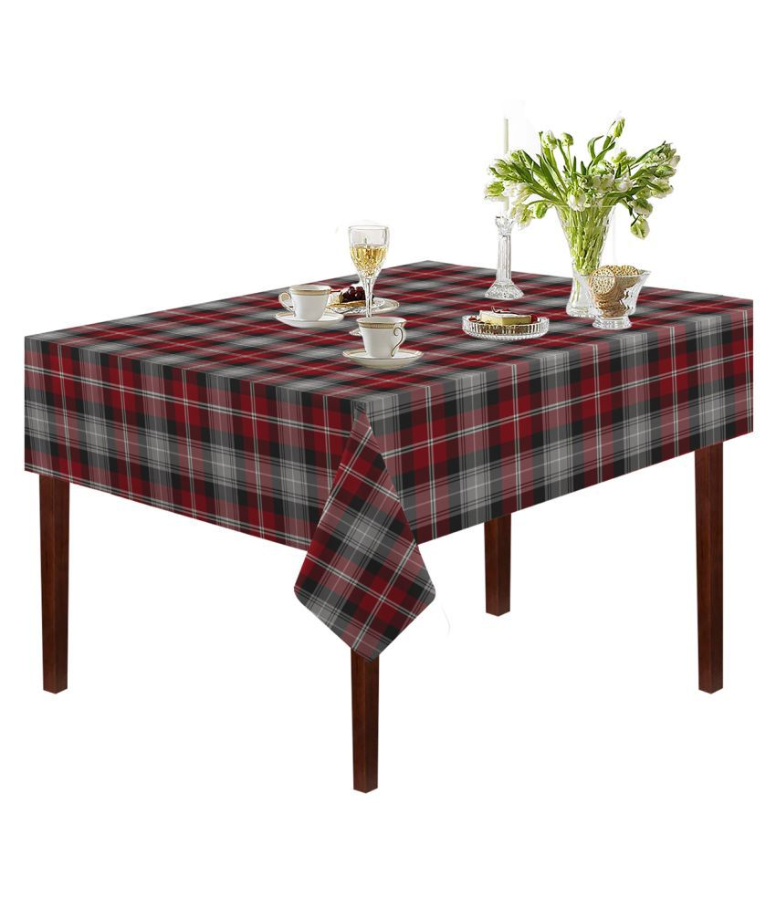 Oasis Home Tex 6 Seater Cotton Single Table Covers