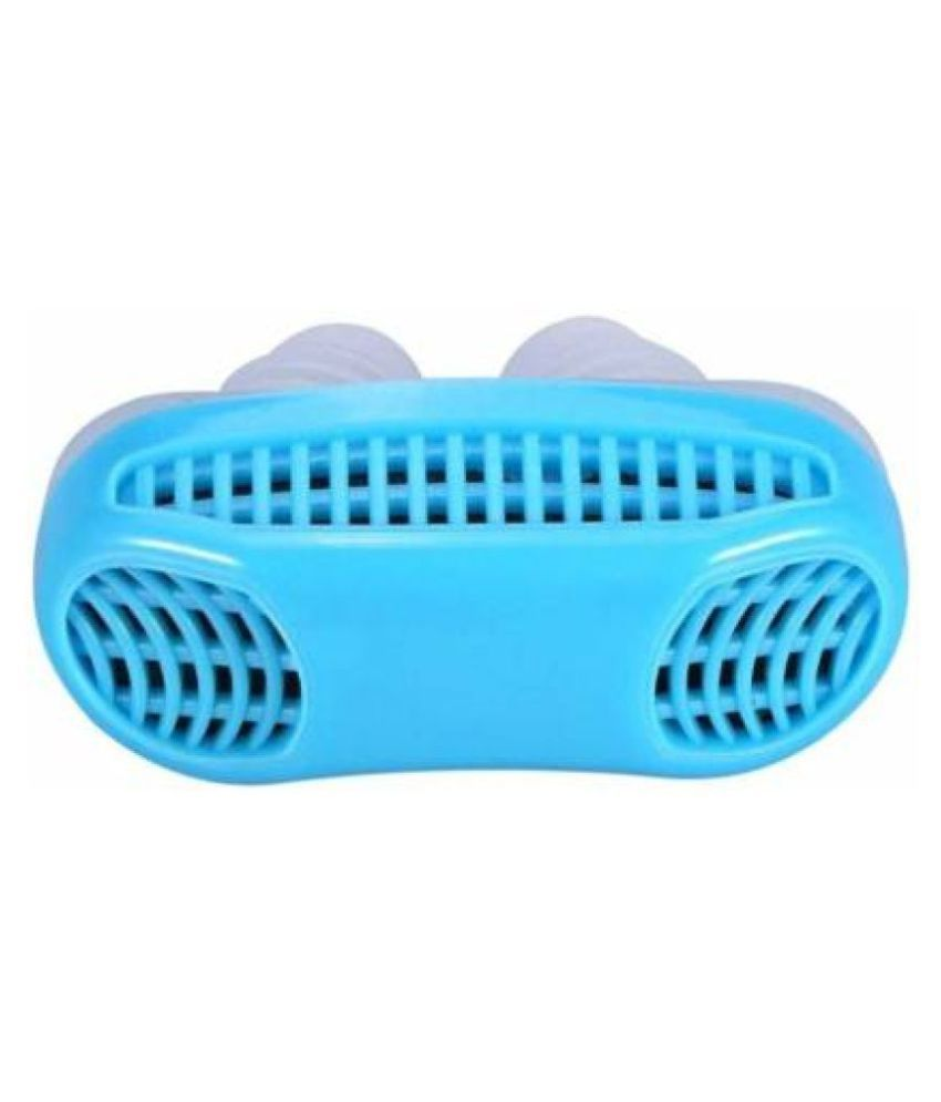 2 in 1 Anti-Snoring Clip & Air Purifier Device
