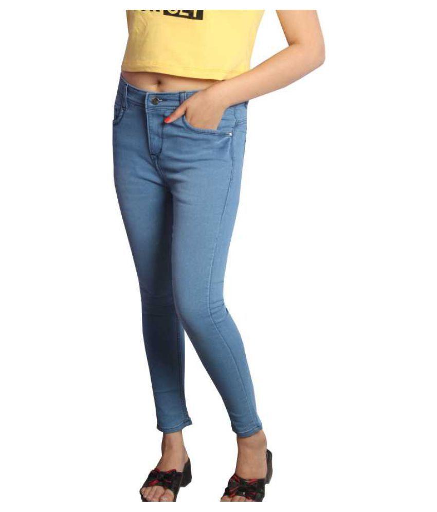 Bufzone Denim Jeans - Blue
