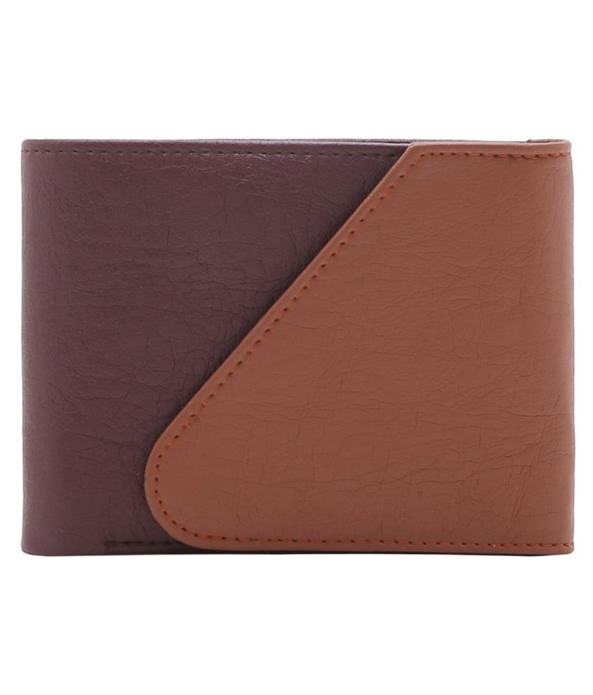 FILL CRYPPIES PU Multi Casual Regular Wallet