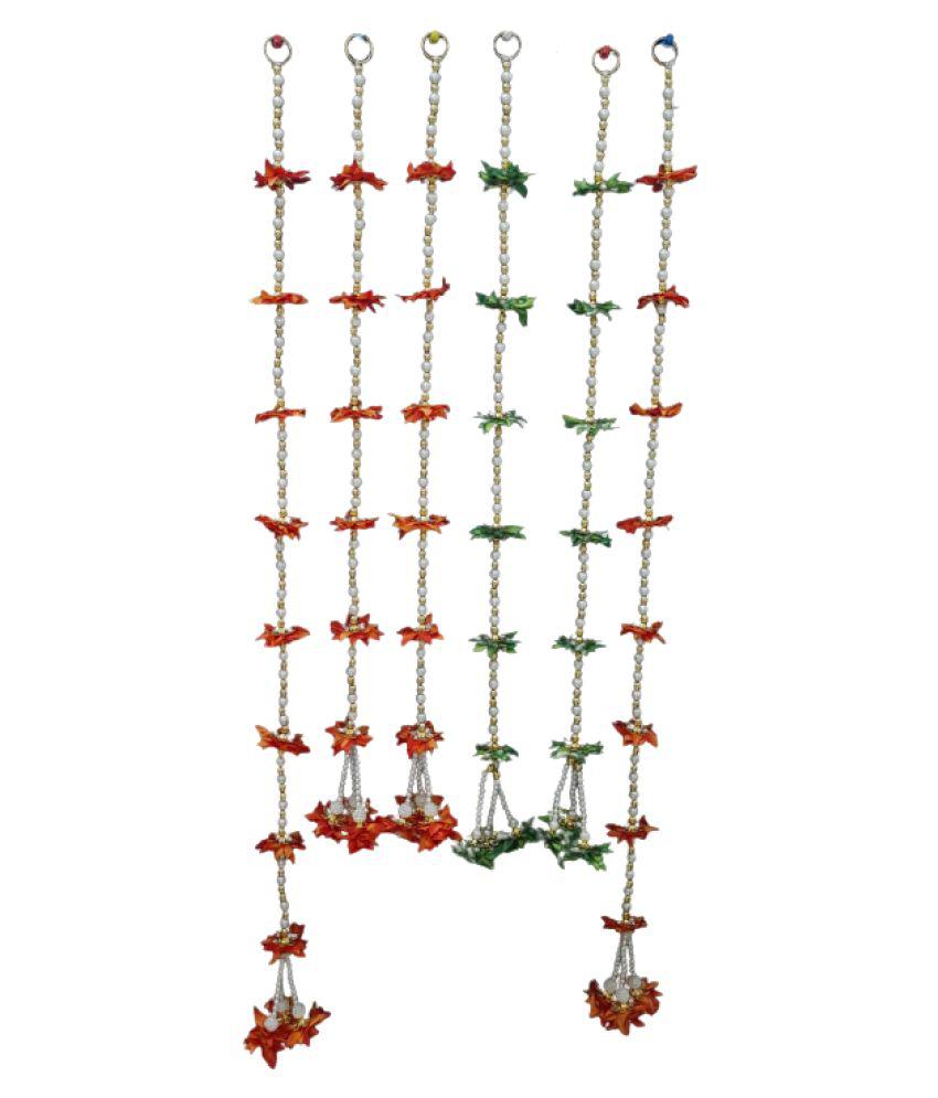 Joya creation jclatkan01 Door Hanging Multi - Pack of 6