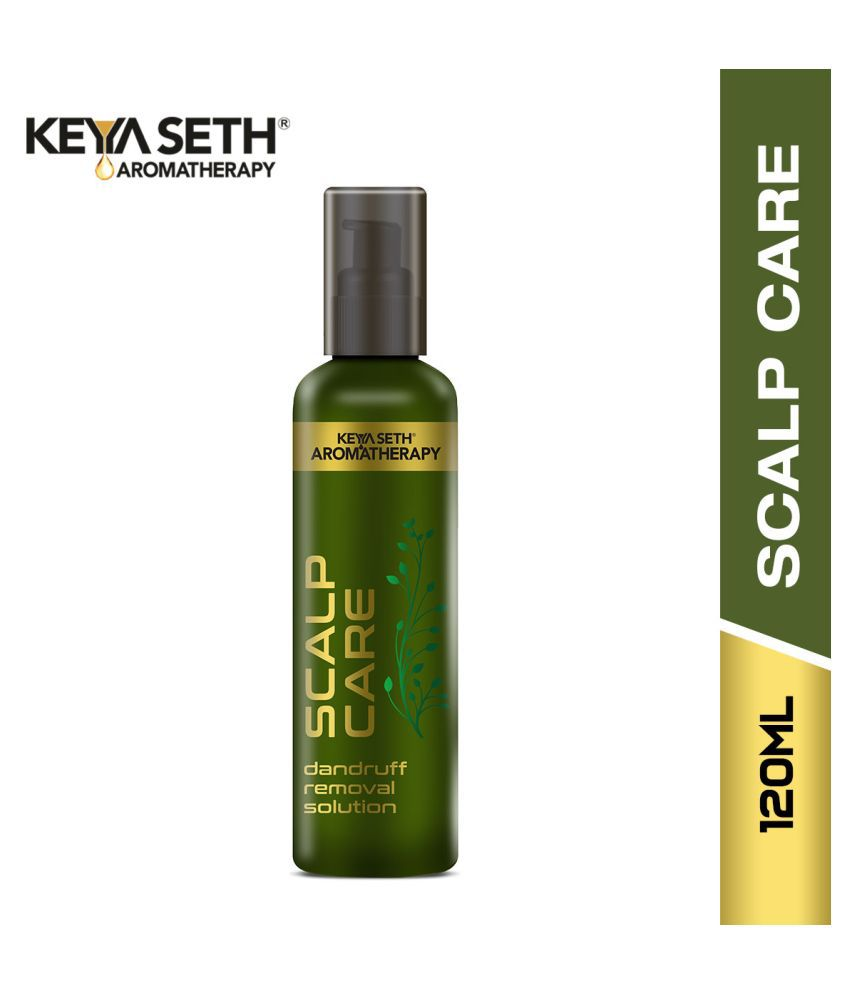 Scalp Care Dandruff Removal Solution,Enriched with Rosemarry,Lemongrass Lavender,Basil