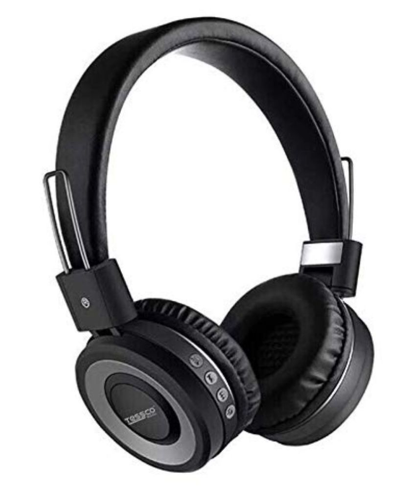 Tessco BH 377 Over Ear Wired With Mic Headphones/Earphones