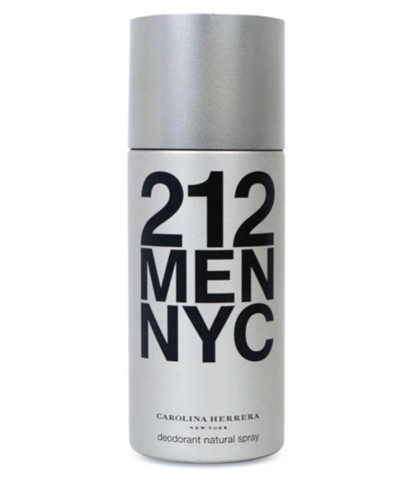 212 N.Y.C Men Deodorant 150ml