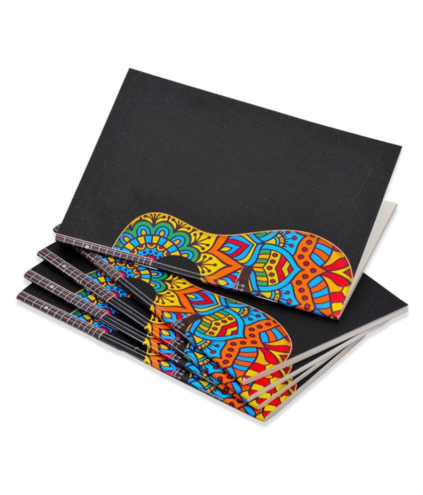 COI Mandala Art Notebooks & Pocket Diary Set of 5.