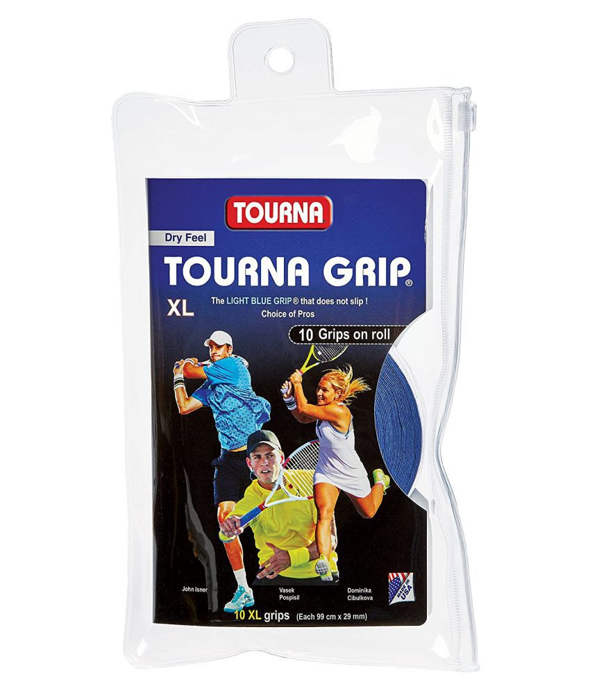 Tourna Others Free Size Grip BLUE