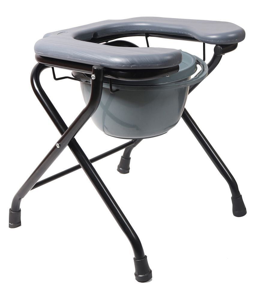 medibox India Commode Stool For Old & Patient 4 kg