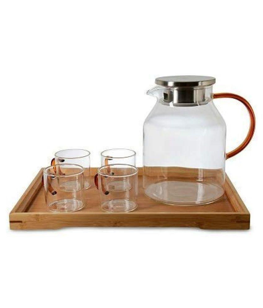 vatsal enterprice Borosilicate Coffee Cup 4 Pcs ml