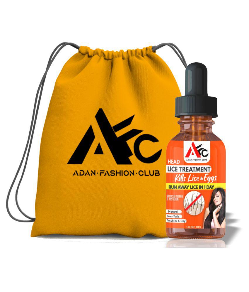 Adan Head Lices Treatment Kills Lice & Eggs