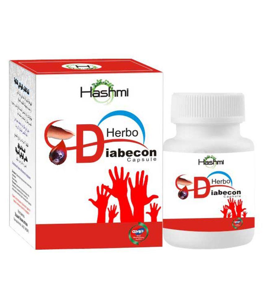 HERBO DIABECON CAPSULE HDC-1 Capsule 20 no.s Pack Of 1