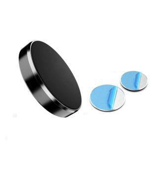 Dhairya Creations Car Mobile Holder Magnetic for Dashboard   Windshield   Black