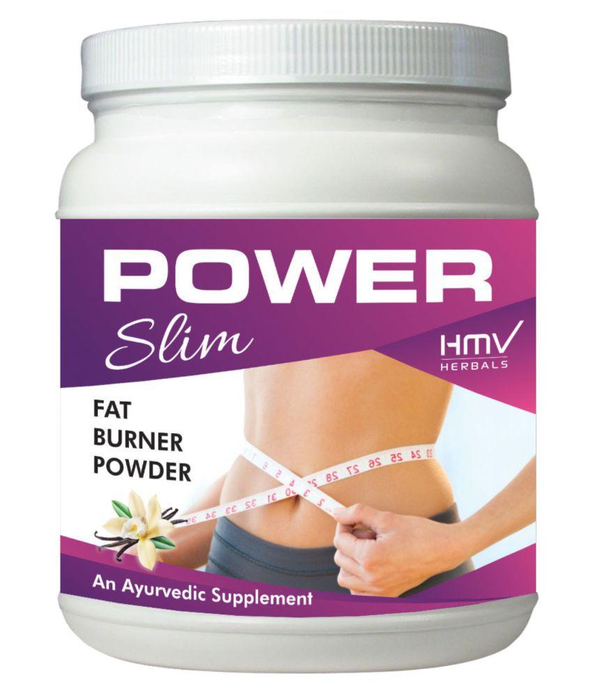 HMV Herbals Power Slim- Herbal Fat Burner Vanilla Powder 100 gm Pack Of 1
