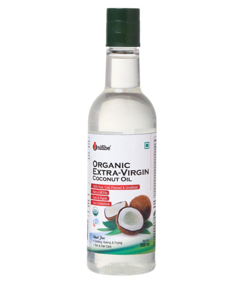 Unifibe Virgin Coconut Oil (Damaged & Dry Hair) 500 mL