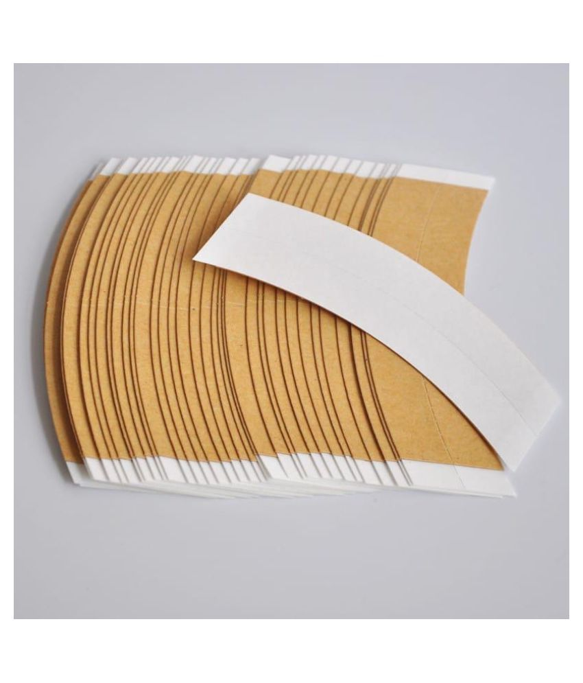Yellow Liner Hair Wig Tape ( 36 pieces)