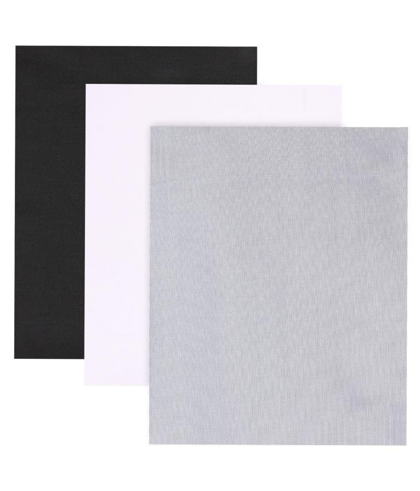 M Maharaja Multi 100 Percent Cotton Unstitched Shirt pc