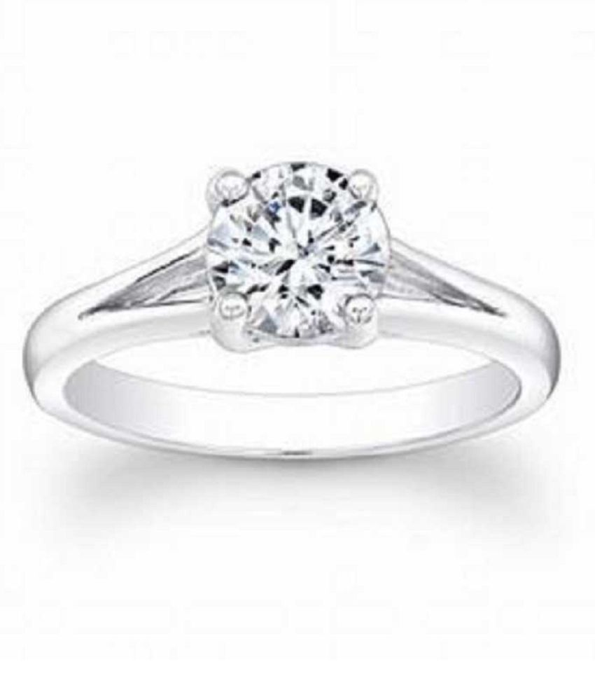 Natural Lab Certified 8.25 carat  Original ZIRCON  Ring for unisex by RATAN BAZAAR\n