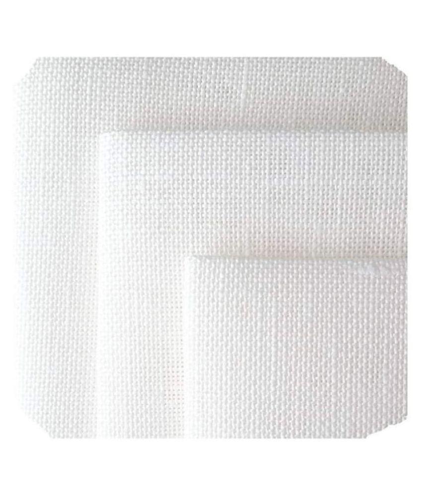 Makhanchor White Linen Unstitched Shirt pc Single