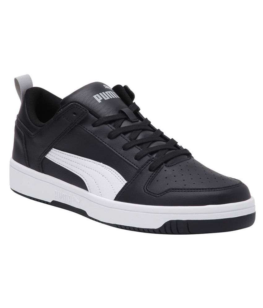 Puma Black Basketball Shoes
