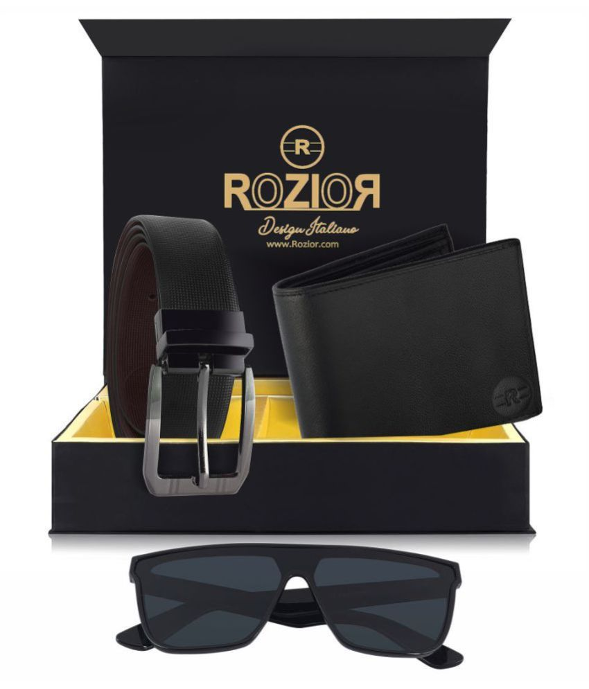 ROZIOR Sunglasses Combo ( Sunglasses+Other accessories )