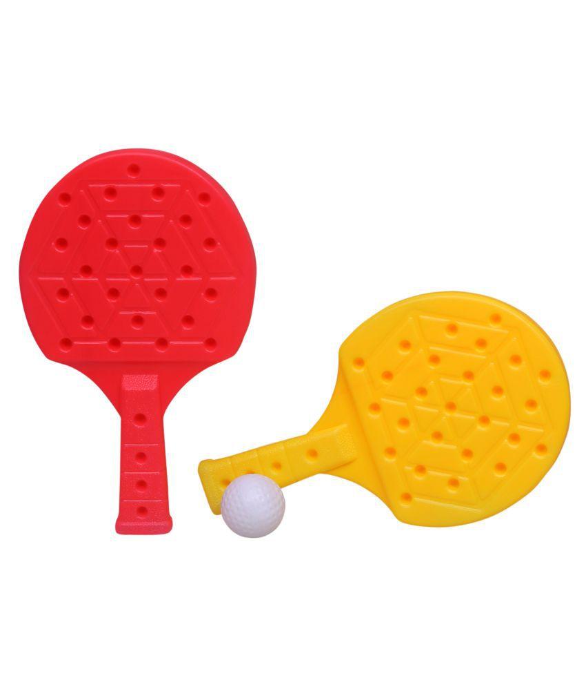 Kittu RACKET SET JUNIOR Tennis Racquet MultiColour