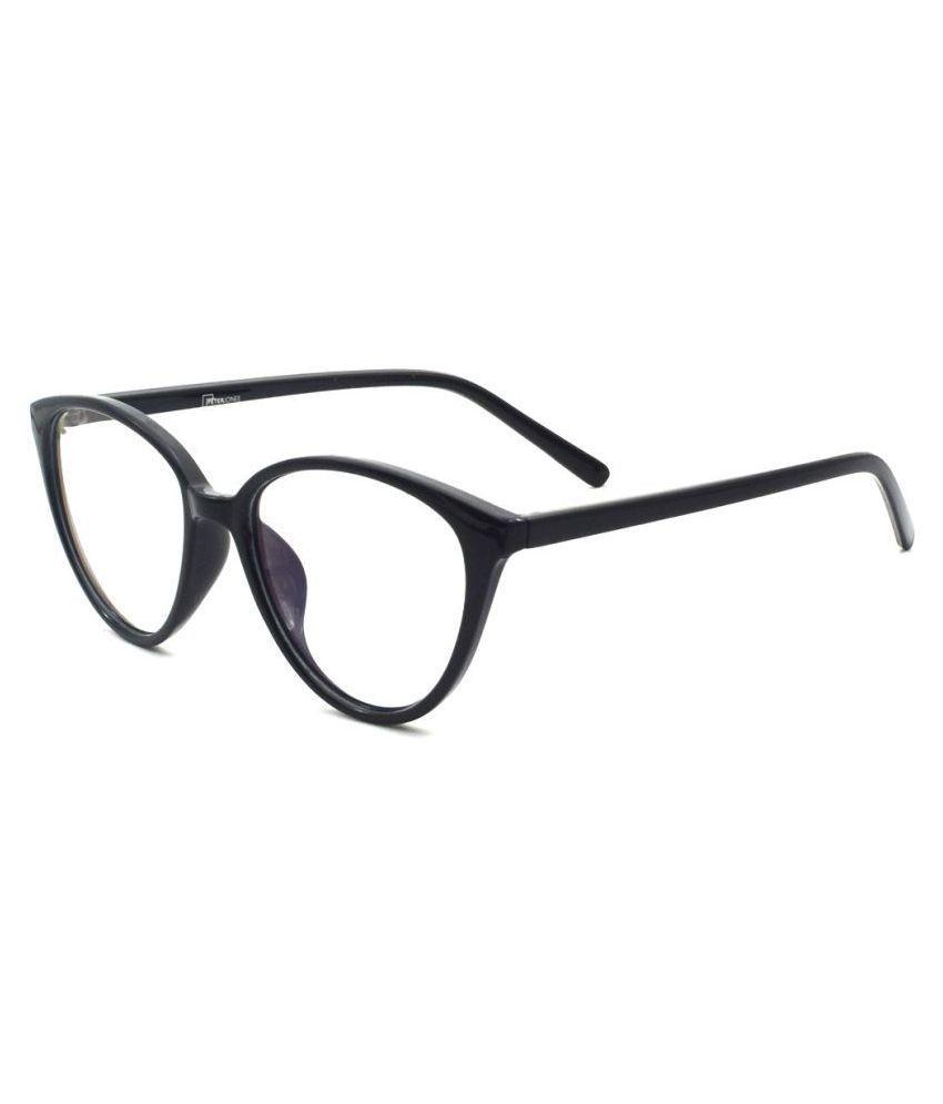 Peter Jones Black Cateye Spectacle Frame AG2360B