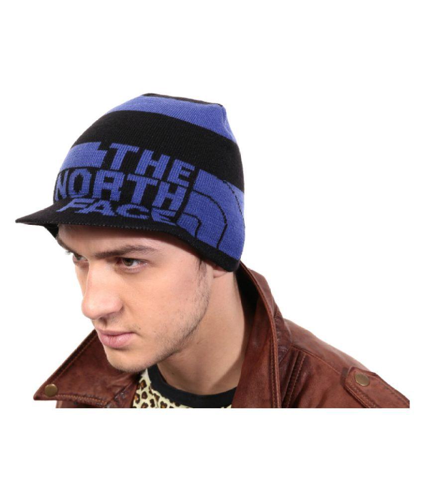Sane Moda Blue Acrylic Caps