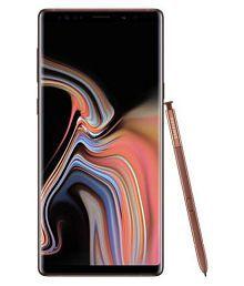 SAMSUNG BRAND GALAXY NOTE 9 ( 128GB , 6 GB ) Metallic Copper