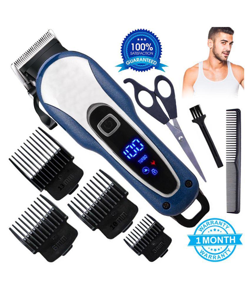 DZ Professional Men Rechargeable Hair Clipper Hair Trimmer For Men Beard Trimmer Casual Gift Set