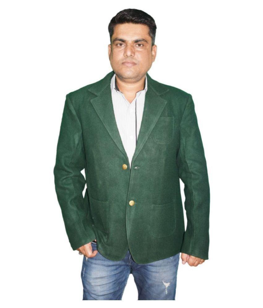 KMP Green Blazer