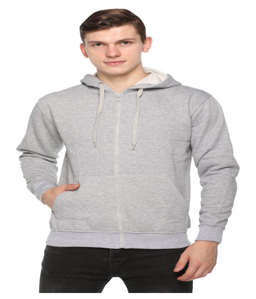 pikmee Grey Sweatshirt