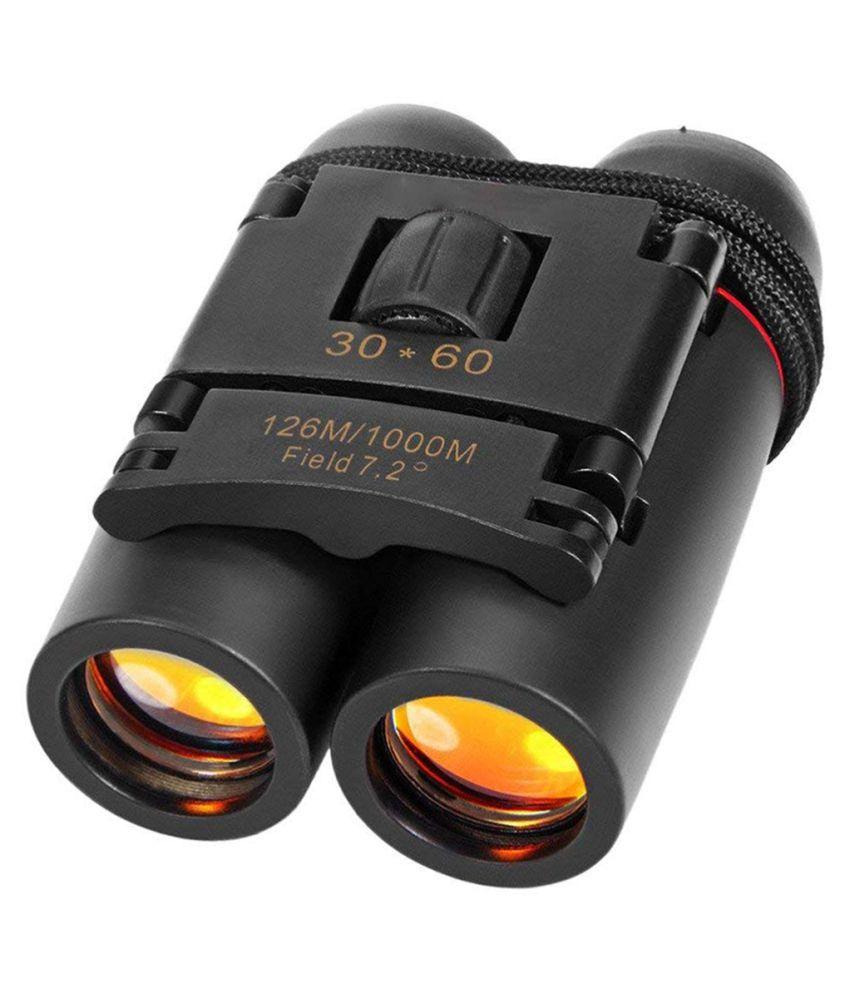 Traveller HD Optical Dual Focus Zoom Portable 30X60 Monocular Telescope