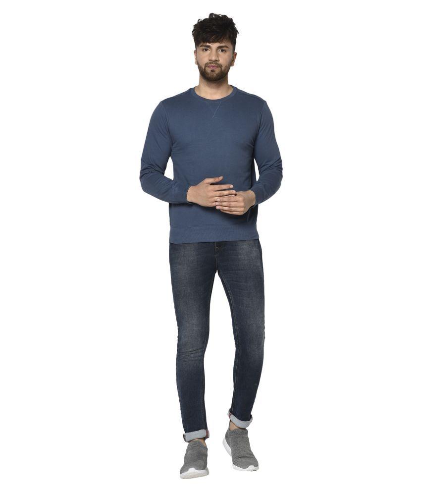 2Bme Blue Sweatshirt