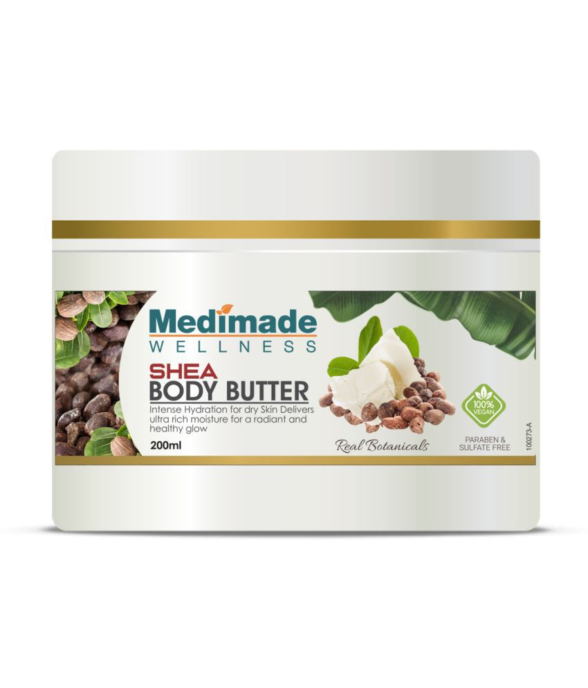 Medimade BODY BUTTER SHEA Cream