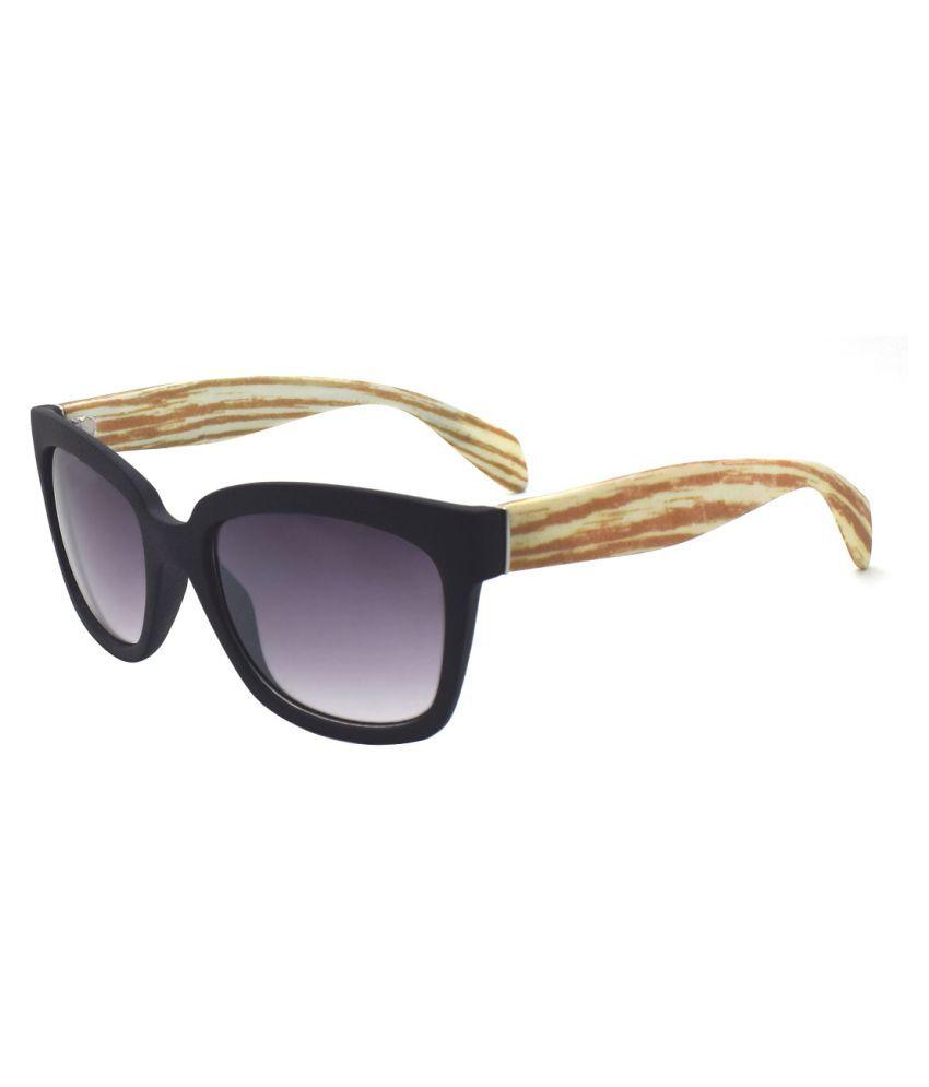 Peter Jones - Black Square Sunglasses ( 1912BT )