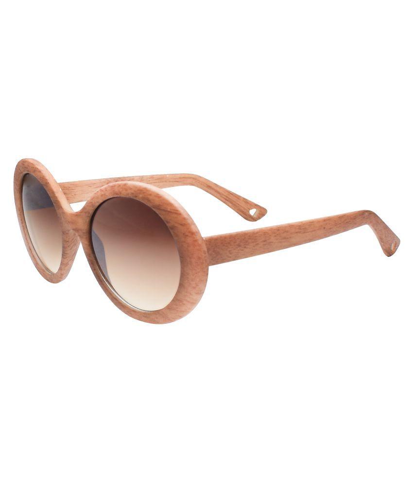 Peter Jones - Brown Oversized Sunglasses ( 0310BBW )