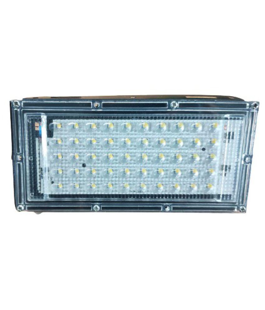 avm led Above 50W LED Bulbs Cool Day Light - Pack of 6