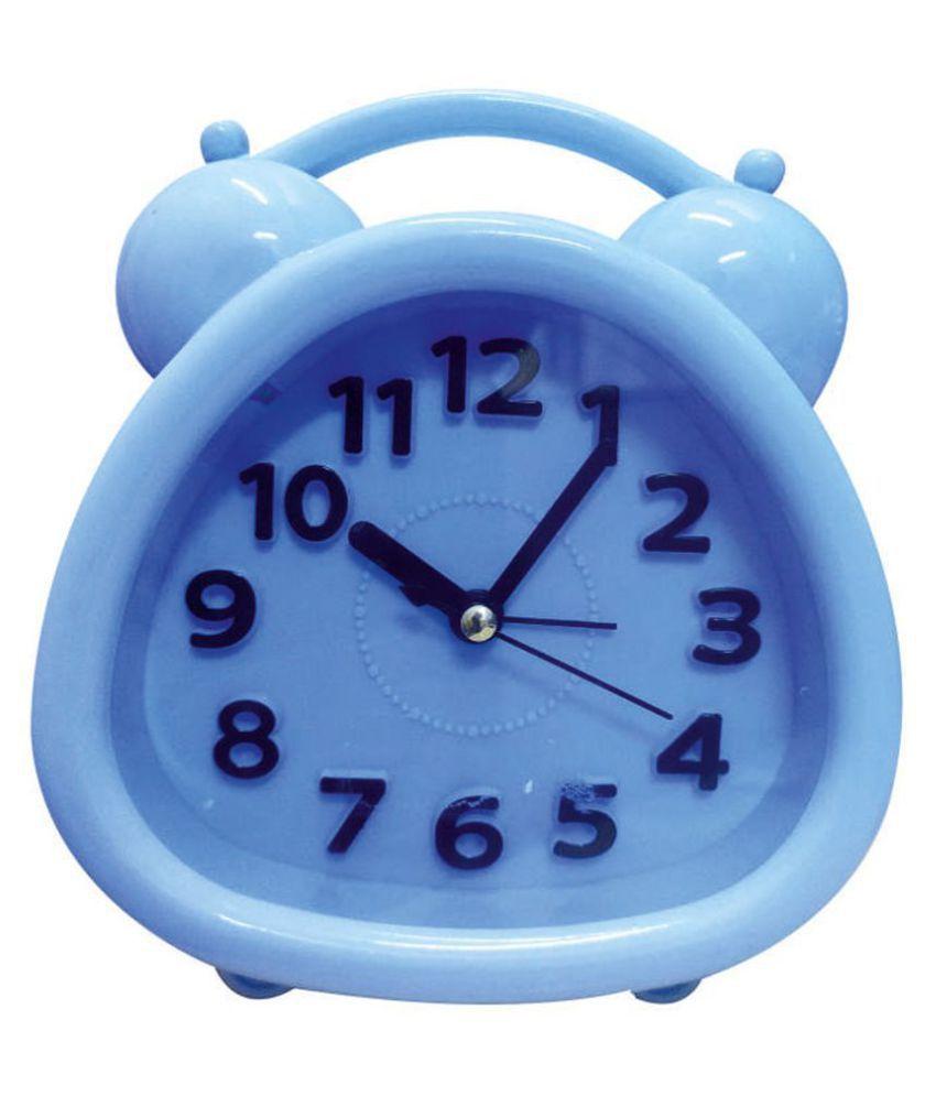 Lemon Tree Analog Table Alarm Clock   Pack of 1