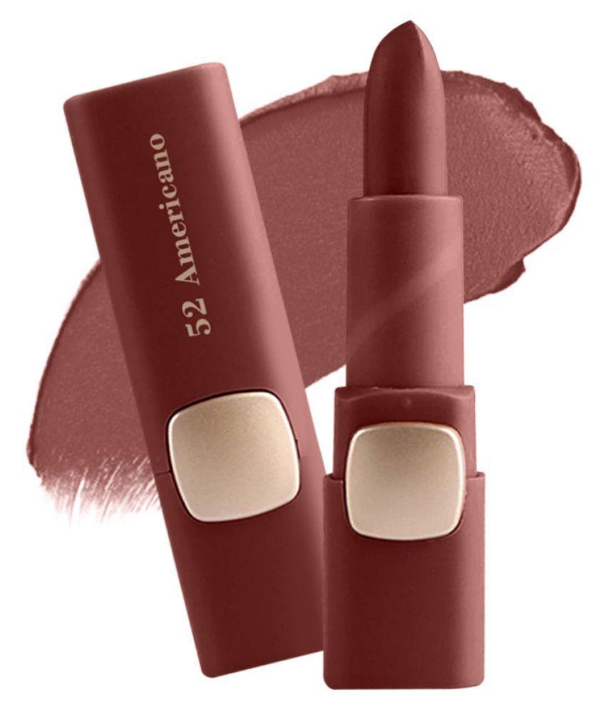 Miss Rose Creamy Matte Waterproof Lipstick Apricot 0.05 g