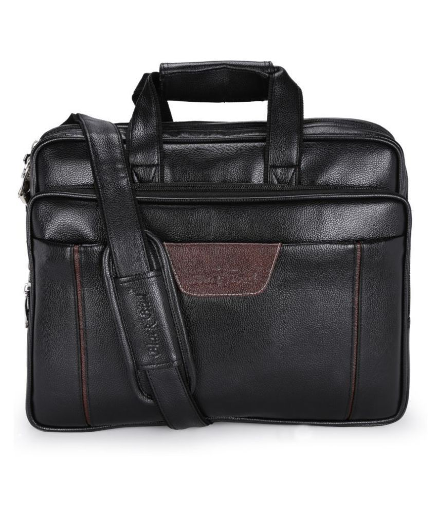 Blackbird bag Black Synthetic Office Bag