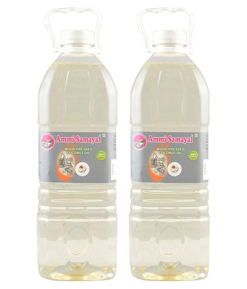 Ammi Samayal Coconut Oil 4116 g Pack of 2