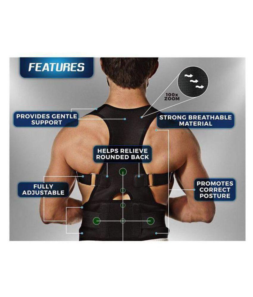 Real Doctor Posture Magnetic Adjustable Posture correction belt M
