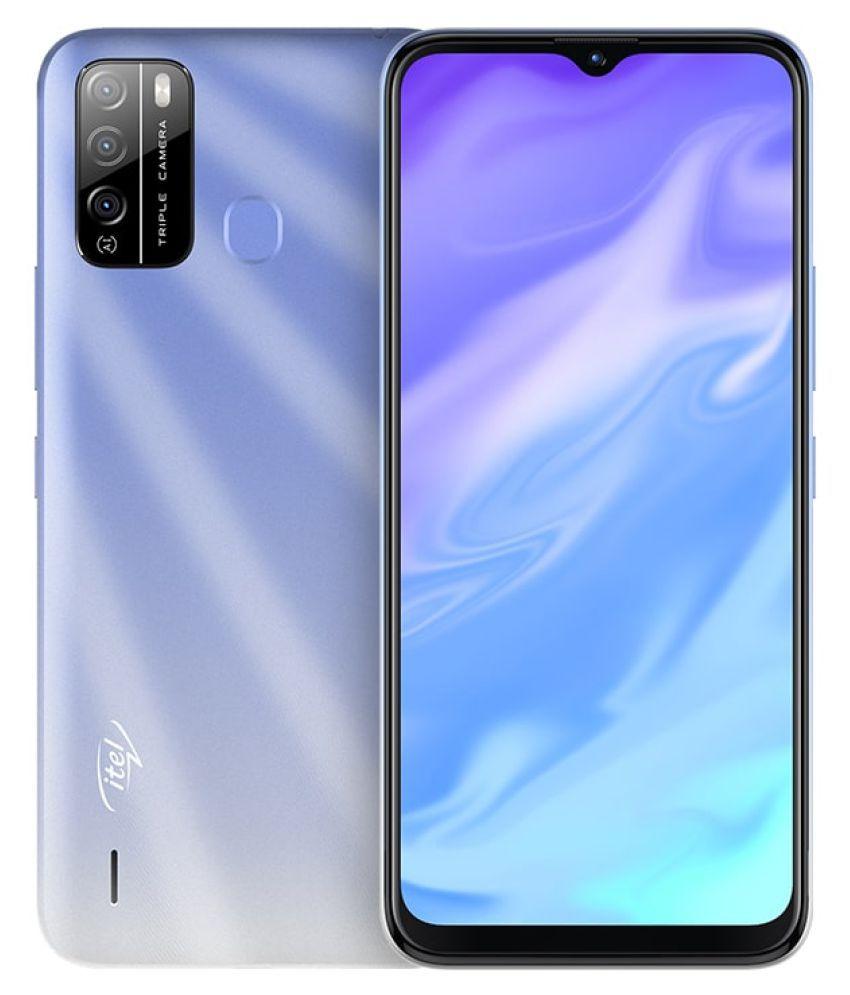 itel Vision 1 Pro ( 32GB , 2 GB ) Aurora Blue