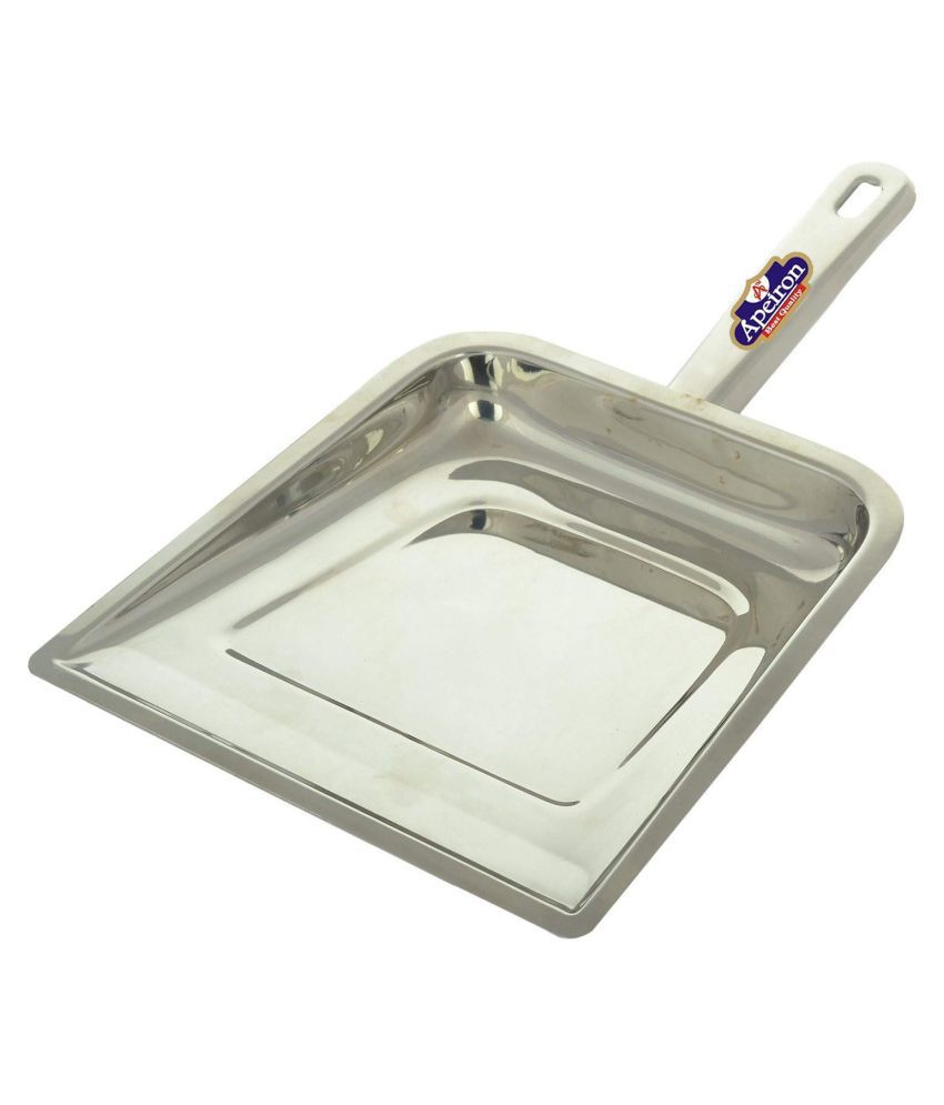 APEIRON Stainless Steel Without Brush Dust Pan
