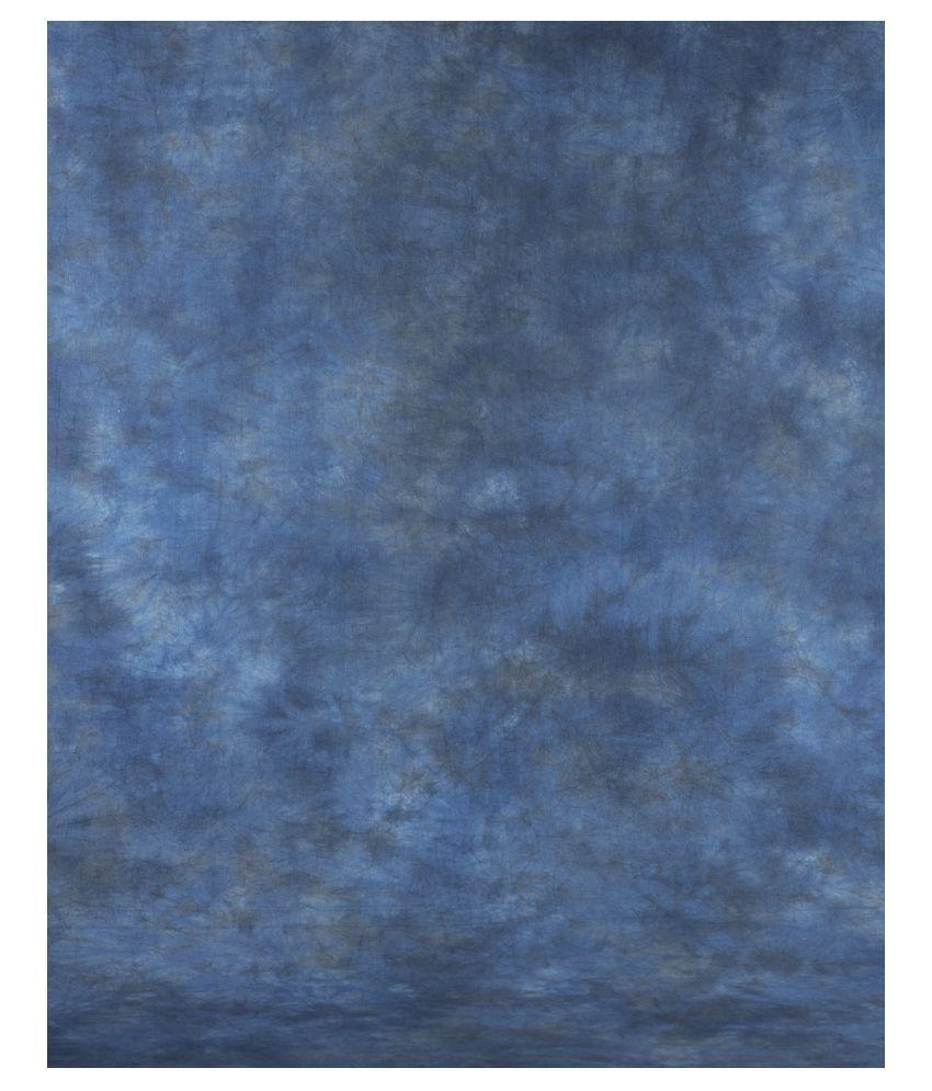 Backdrops4ever Backdrop Backdrop Denim Blue  10' x 24'