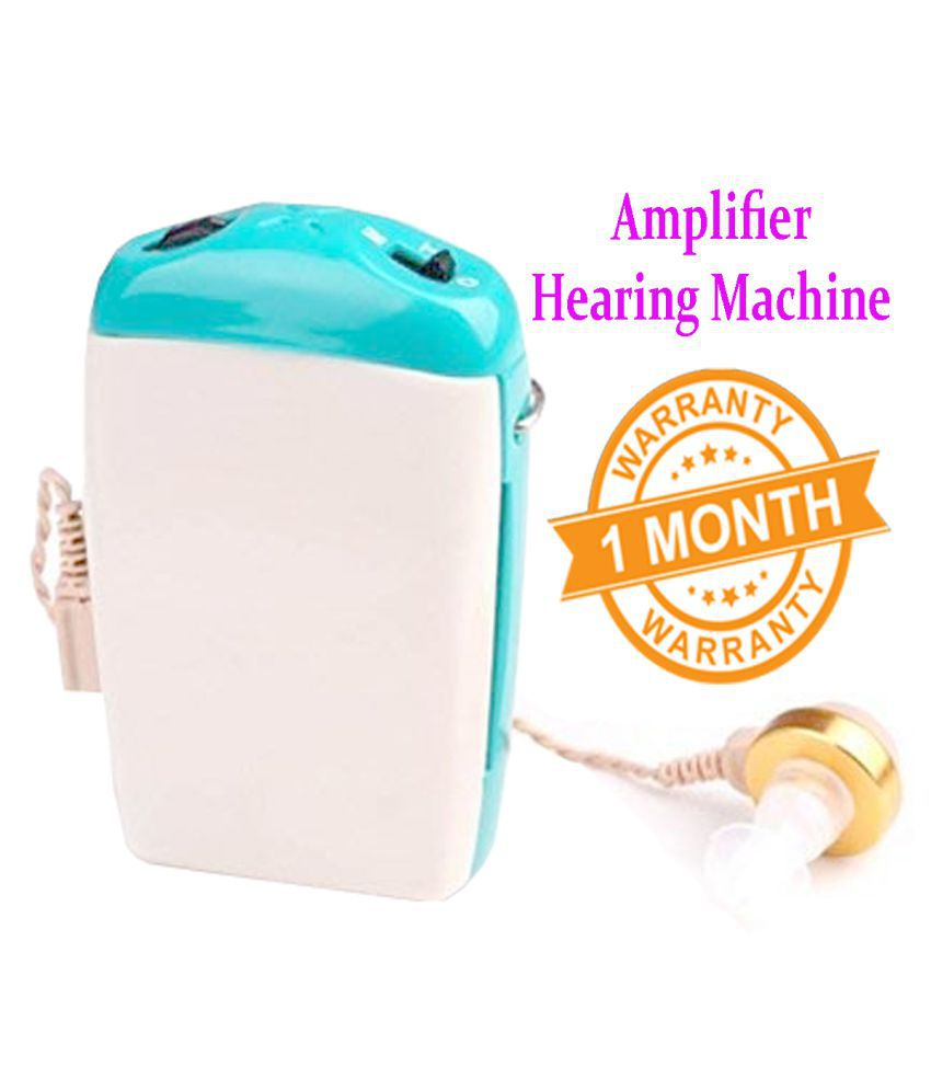 SS Personal Sound Voice Amplifier Loud Clear Pocket Aids Receiver Hearing Aid Volume Control Hearing Aids